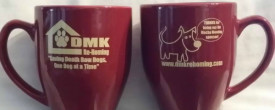 No Mocha Monday!  An easy and affordable way to support DMK Rehoming.