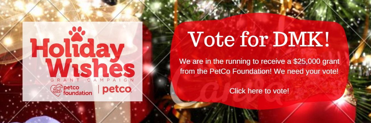 PetCo Holiday Wishes Grant